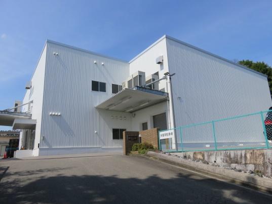 森田フードシステム 工場